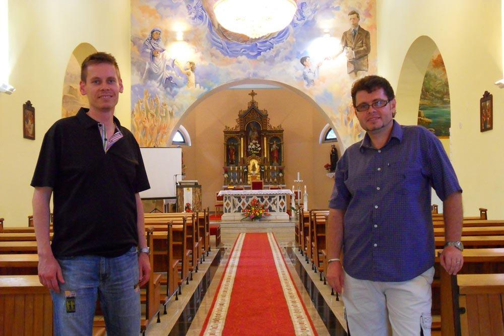 Aledory u crkvi